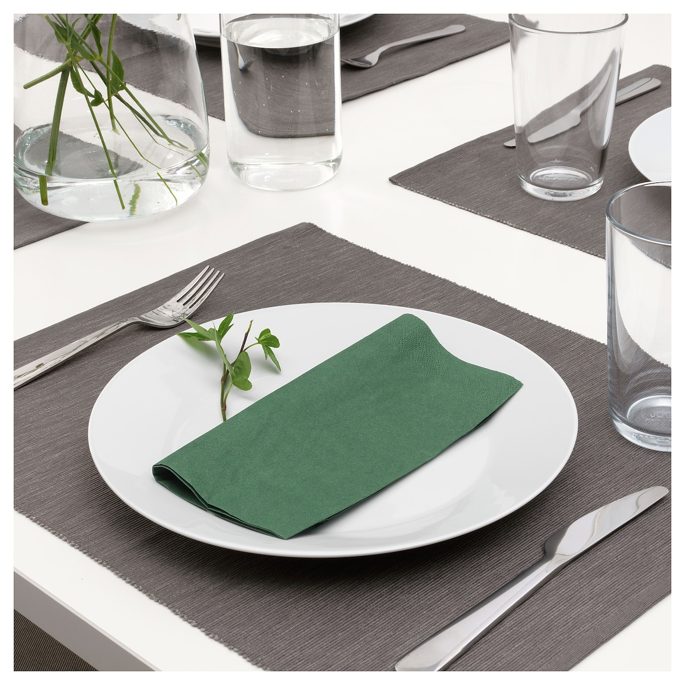 Ikea Fantastisk Paper Napkin The Napkin Is Highly Absorbent Because