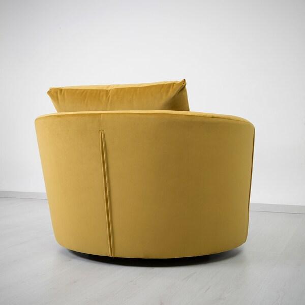 IKEA FASALT Swivel armchair