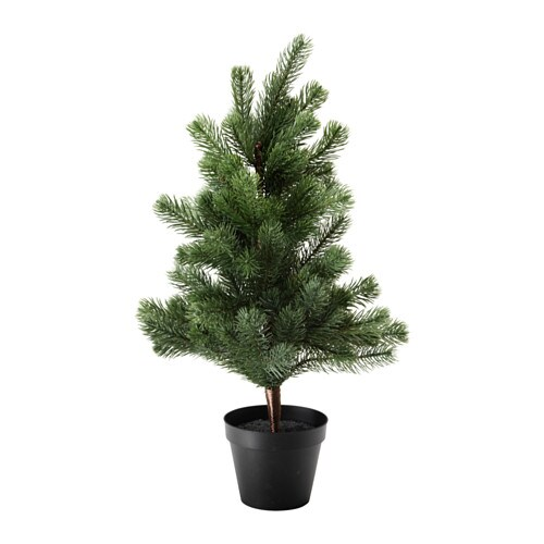 Fejka Artificial Potted Plant Christmas Tree 12 Cm Ikea