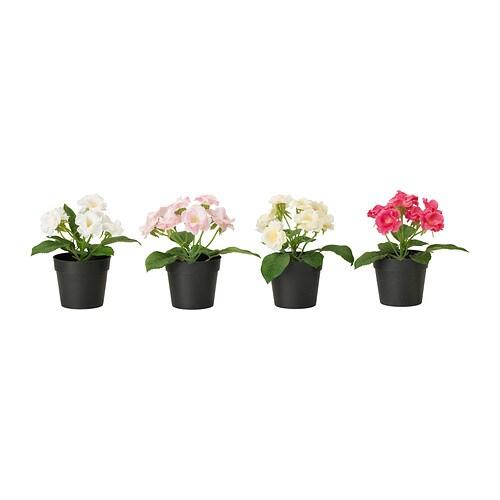 Fejka artificial potted plant ikea for Plant de pot exterieur