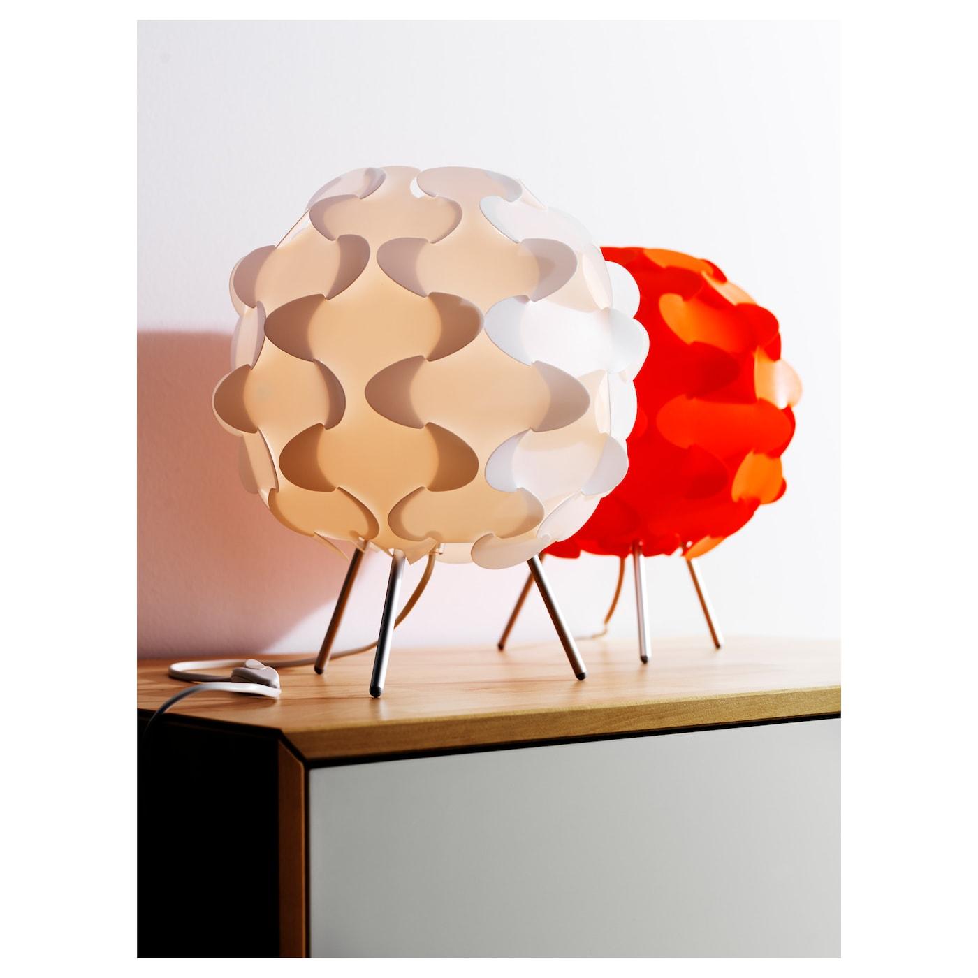 Fillsta table lamp white ikea - Lampe industrielle ikea ...