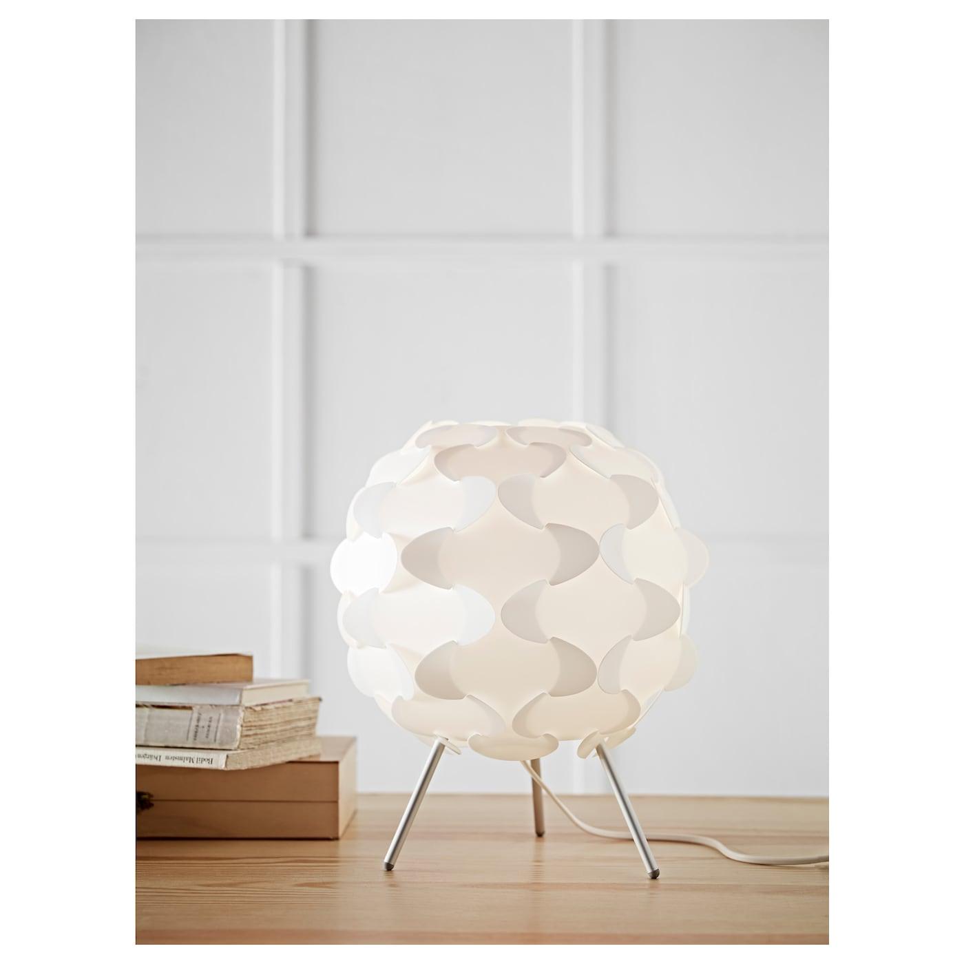 Fillsta table lamp white ikea - Lampe table ikea ...