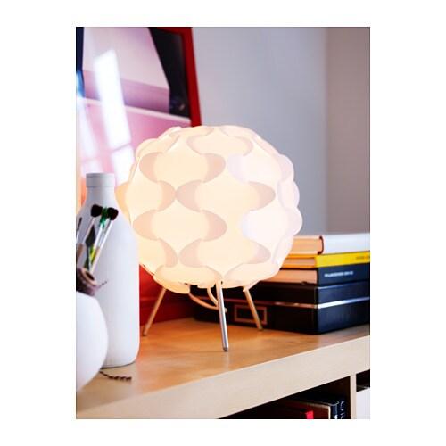 IKEA FILLSTA table lamp Gives a soft mood light