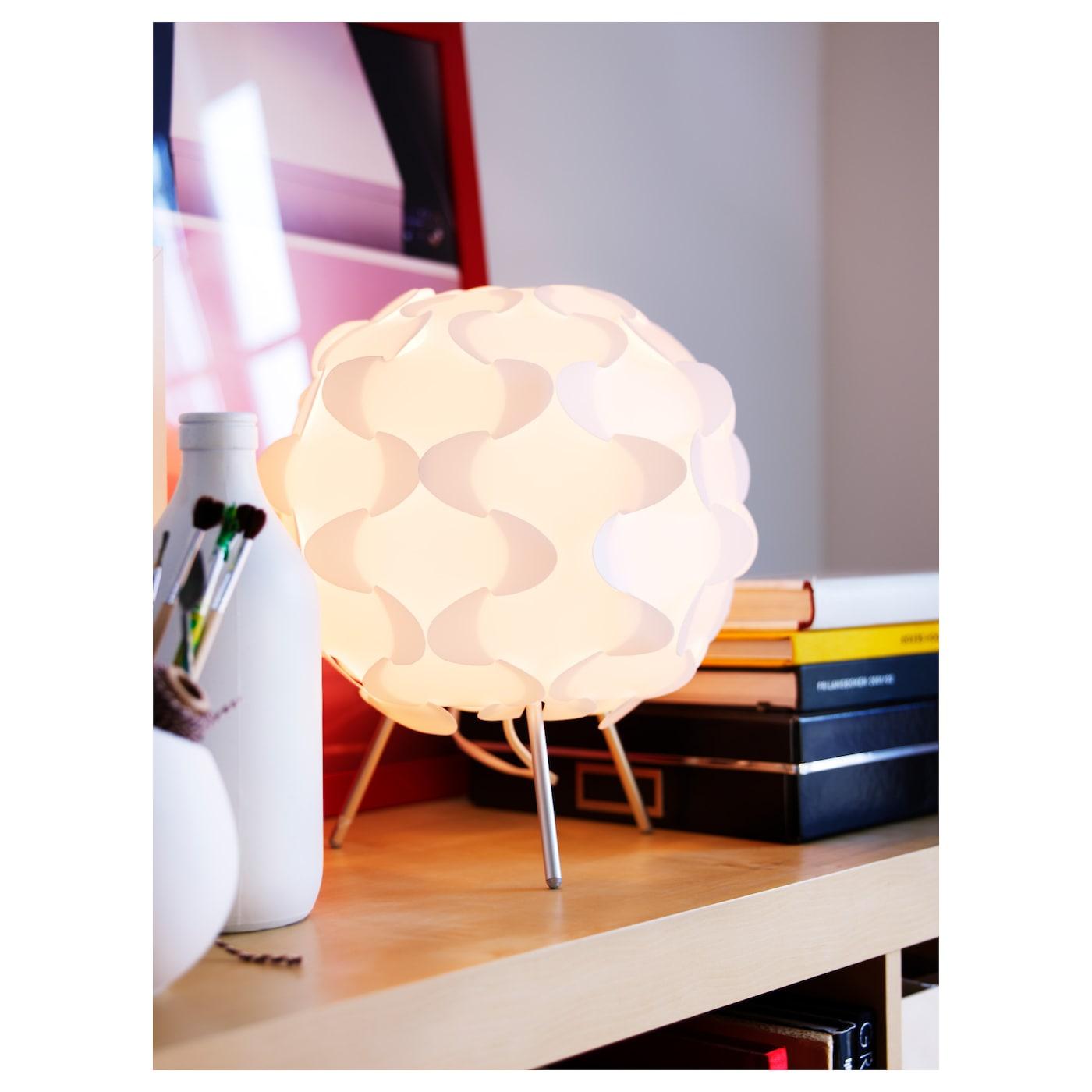 fillsta table lamp white ikea. Black Bedroom Furniture Sets. Home Design Ideas