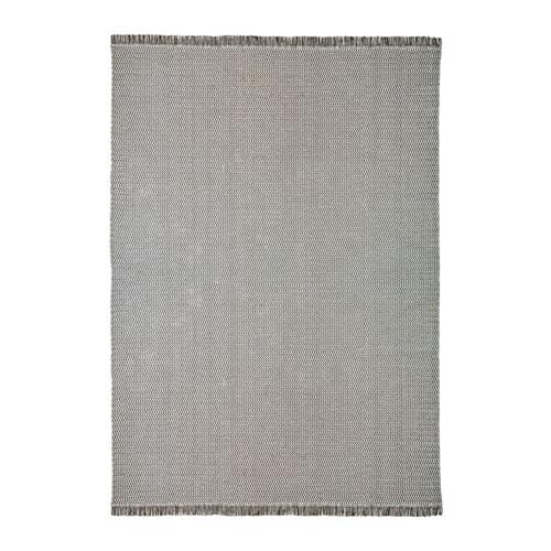 Filskov Rug Flatwoven Handmade Grey White 170 X 240 Cm Ikea