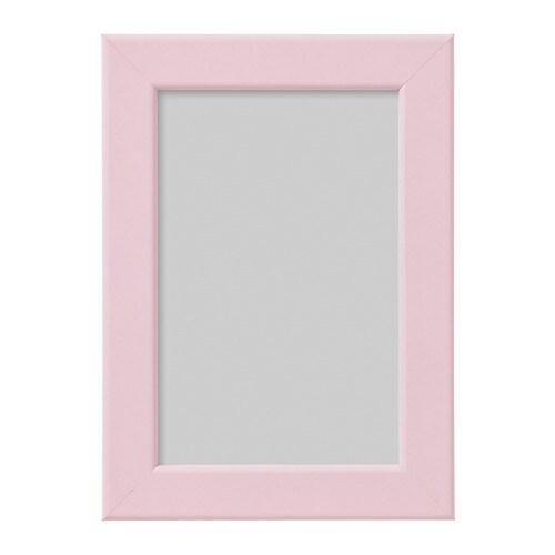 FISKBO Frame Pink 10 x 15 cm - IKEA