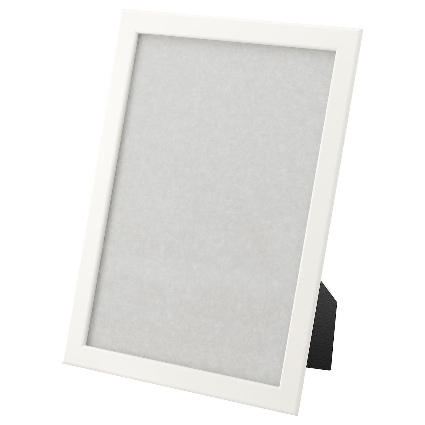 Fiskbo frame white 21 x 30 cm ikea for 27 x 41 cadre ikea