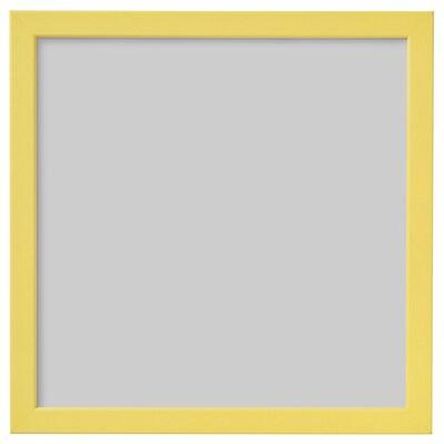 FISKBO frame yellow 30 cm 30 cm 33 cm 33 cm