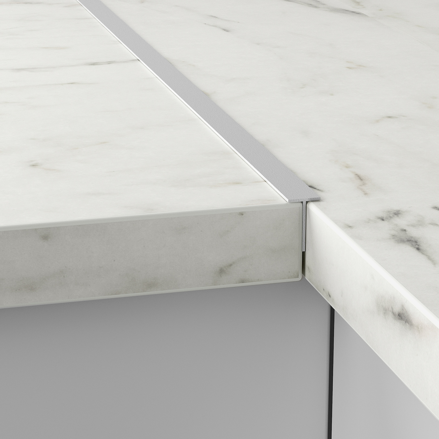 Fixa Worktop Cover Strip Ikea
