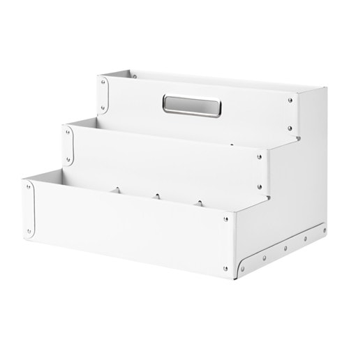 Ikea FjÄlla Desk Organiser Easy To Pull Out And Carry As It Has A Handle