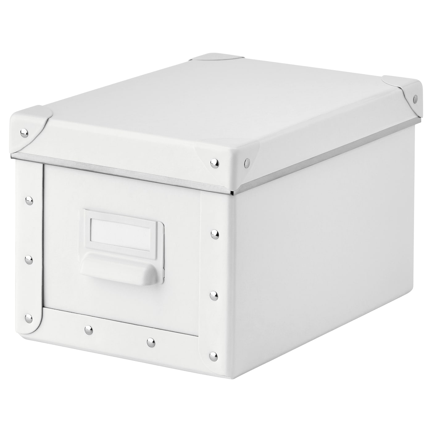 IKEA FJÄLLA storage box with lid