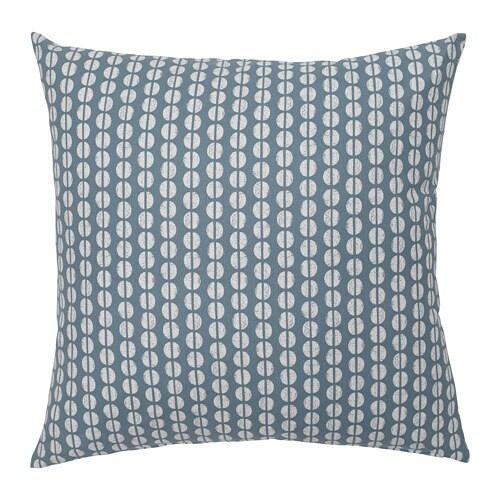 fj llvedel cushion cover blue 50x50 cm ikea. Black Bedroom Furniture Sets. Home Design Ideas