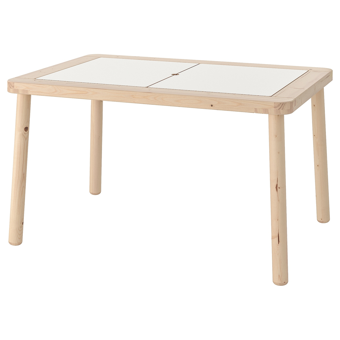 Picture of: Flisat Children S Table 83×58 Cm Ikea