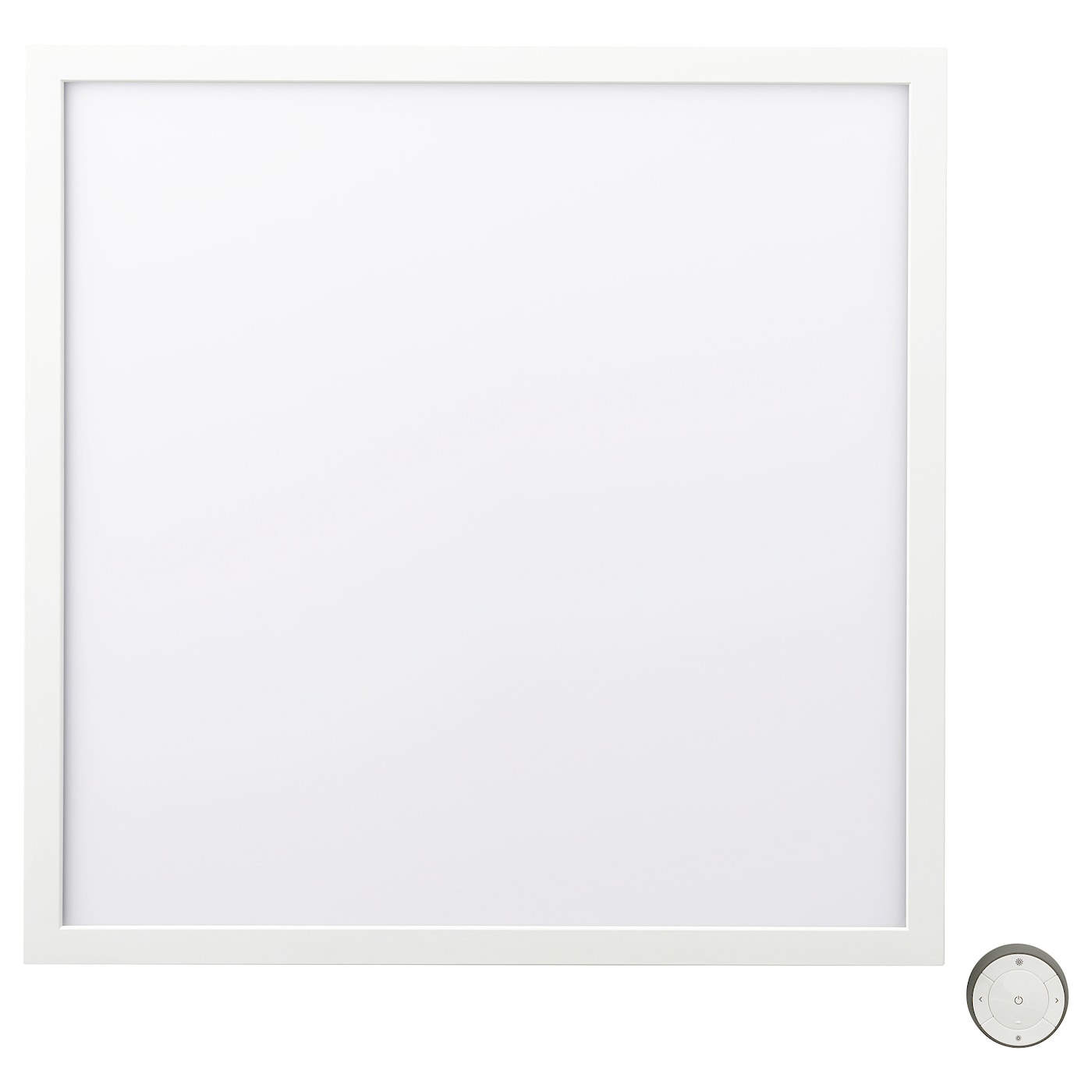 Floalt Led Light Panel W Wireless Control Dimmable White Spectrum 60 Wiring Lights To Leisure Battery Ikea