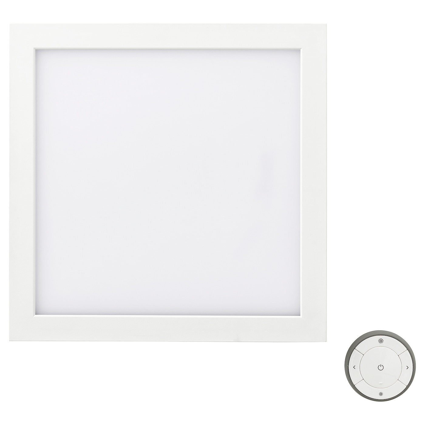 floalt led light panel w wireless control dimmable white spectrum 30 x 30 cm ikea. Black Bedroom Furniture Sets. Home Design Ideas