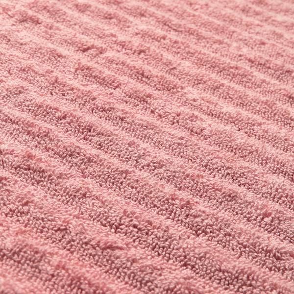 FLODALEN Hand towel, light pink, 50x100 cm