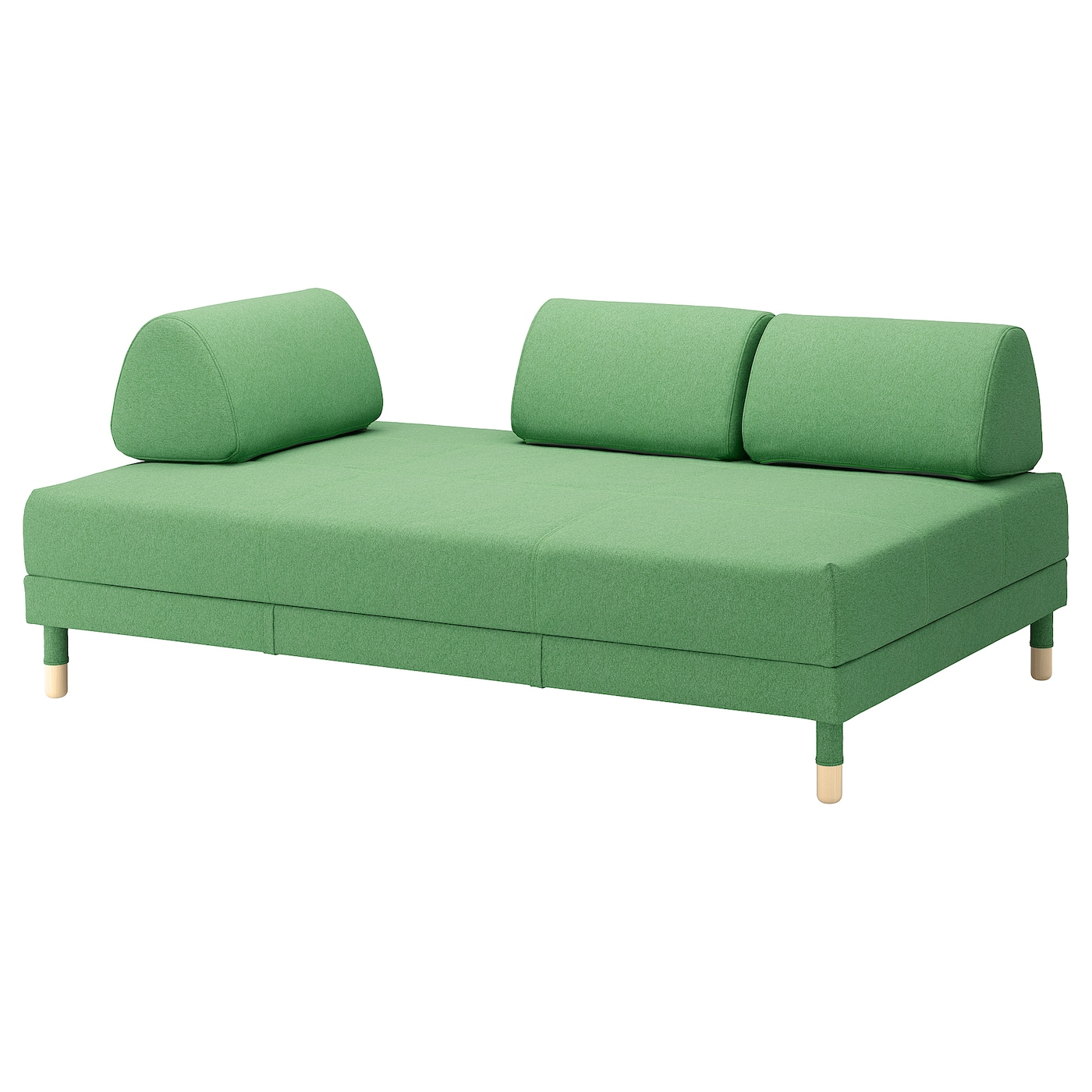 flottebo sofa bed lysed green 120 cm ikea rh ikea com Sofa Beds for Small Spaces ikea fabric sofa bed