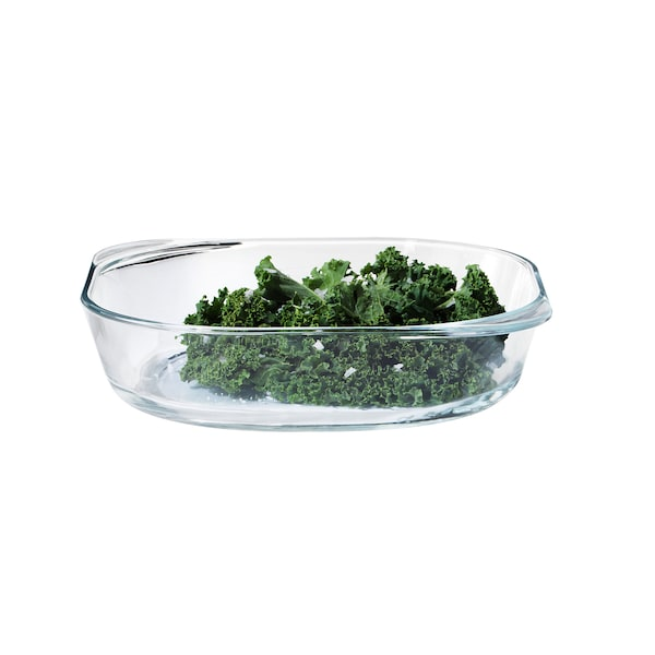 FÖljsam Clear Gl Oven Dish Ikea