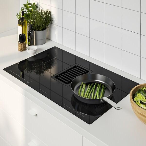 IKEA FÖRDELAKTIG Induction hob/integrated extractor
