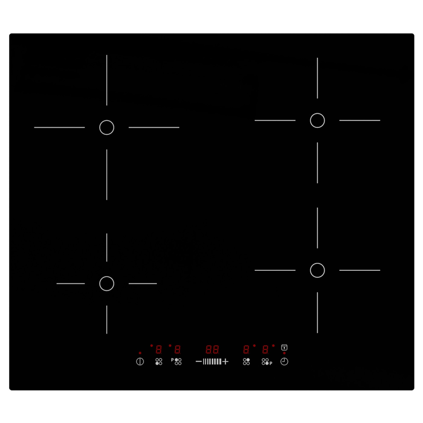 Hobs induction ceramic gas ikea - Ikea cuisine plaque induction ...