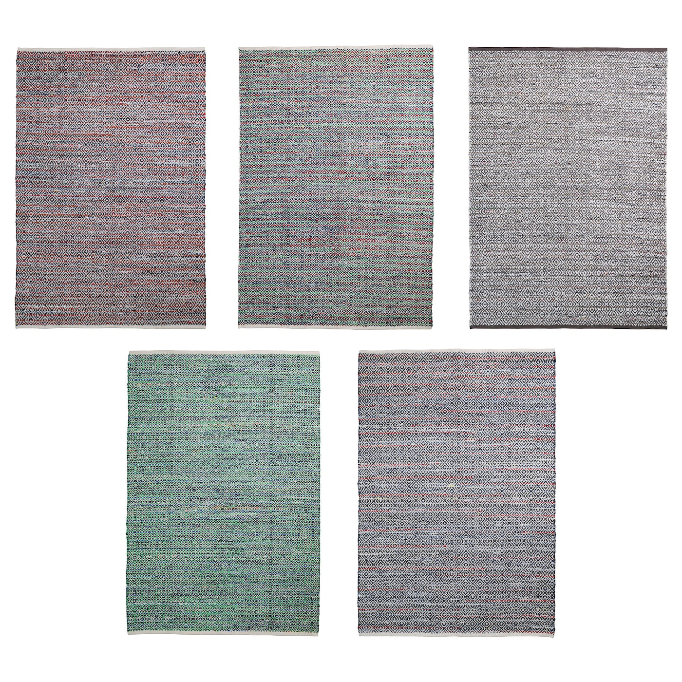 IKEA FORLEV rug, flatwoven Handwoven by skilled craftspeople, and therefore unique.