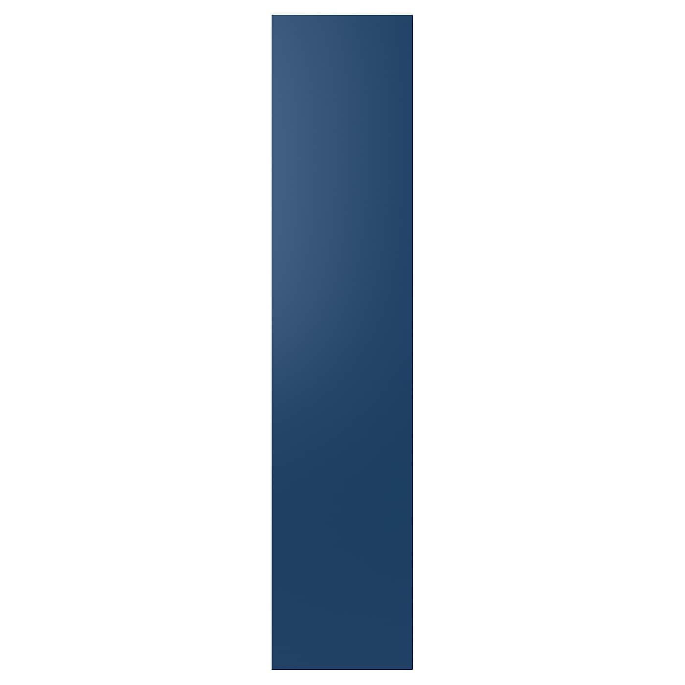 Forsand Door Dark Blue 50 X 229 Cm Ikea