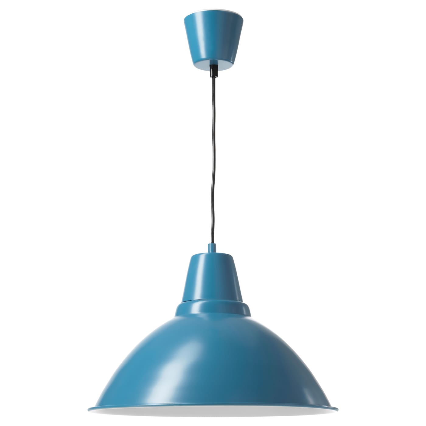 foto pendant lamp blue 38 cm ikea. Black Bedroom Furniture Sets. Home Design Ideas