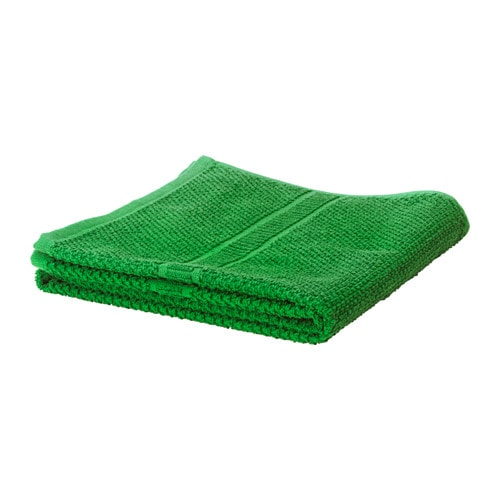 IKEA FRÄJEN bath towel The long, fine fibres of combed cotton create a soft and durable towel.