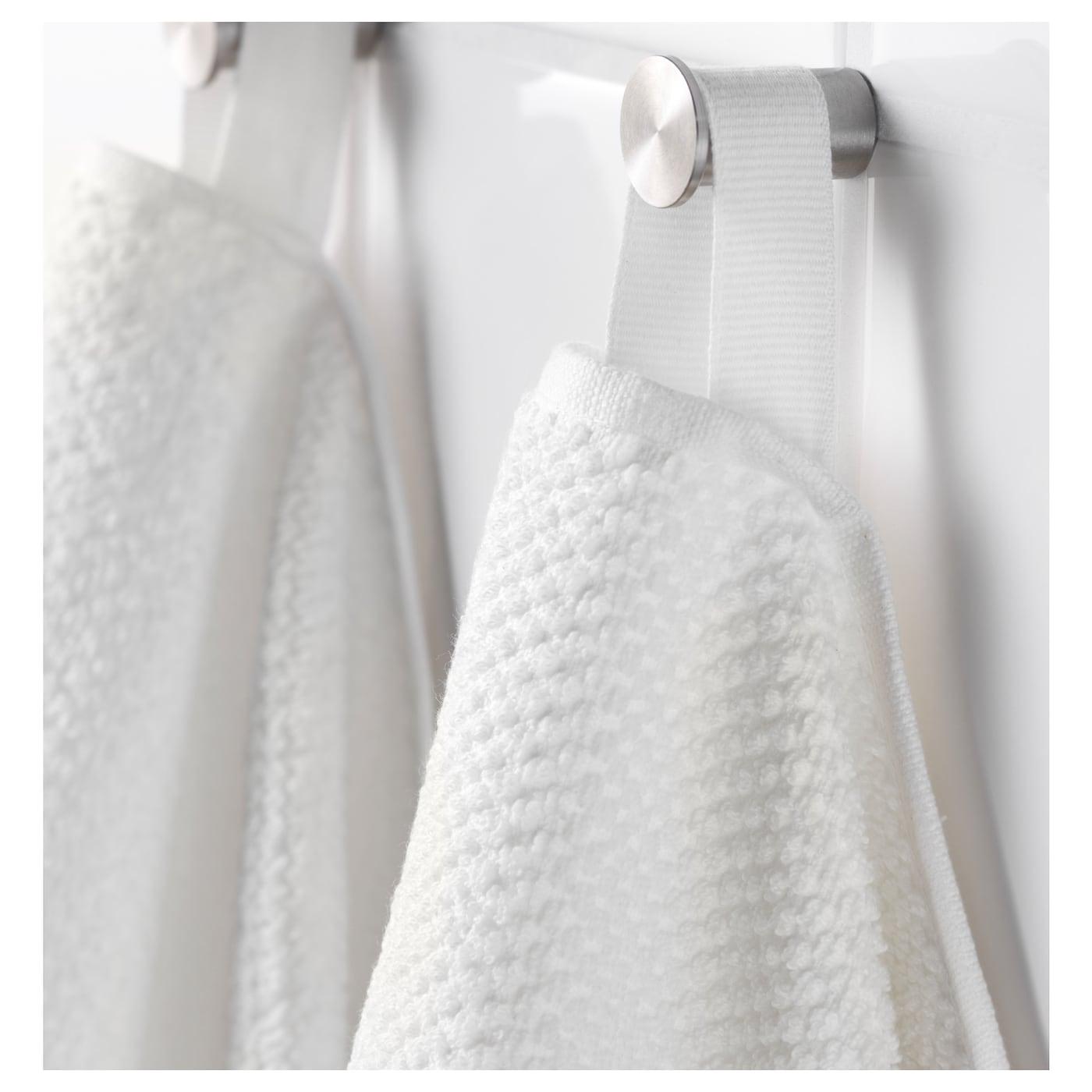 fr jen bath towel white 70x140 cm ikea. Black Bedroom Furniture Sets. Home Design Ideas