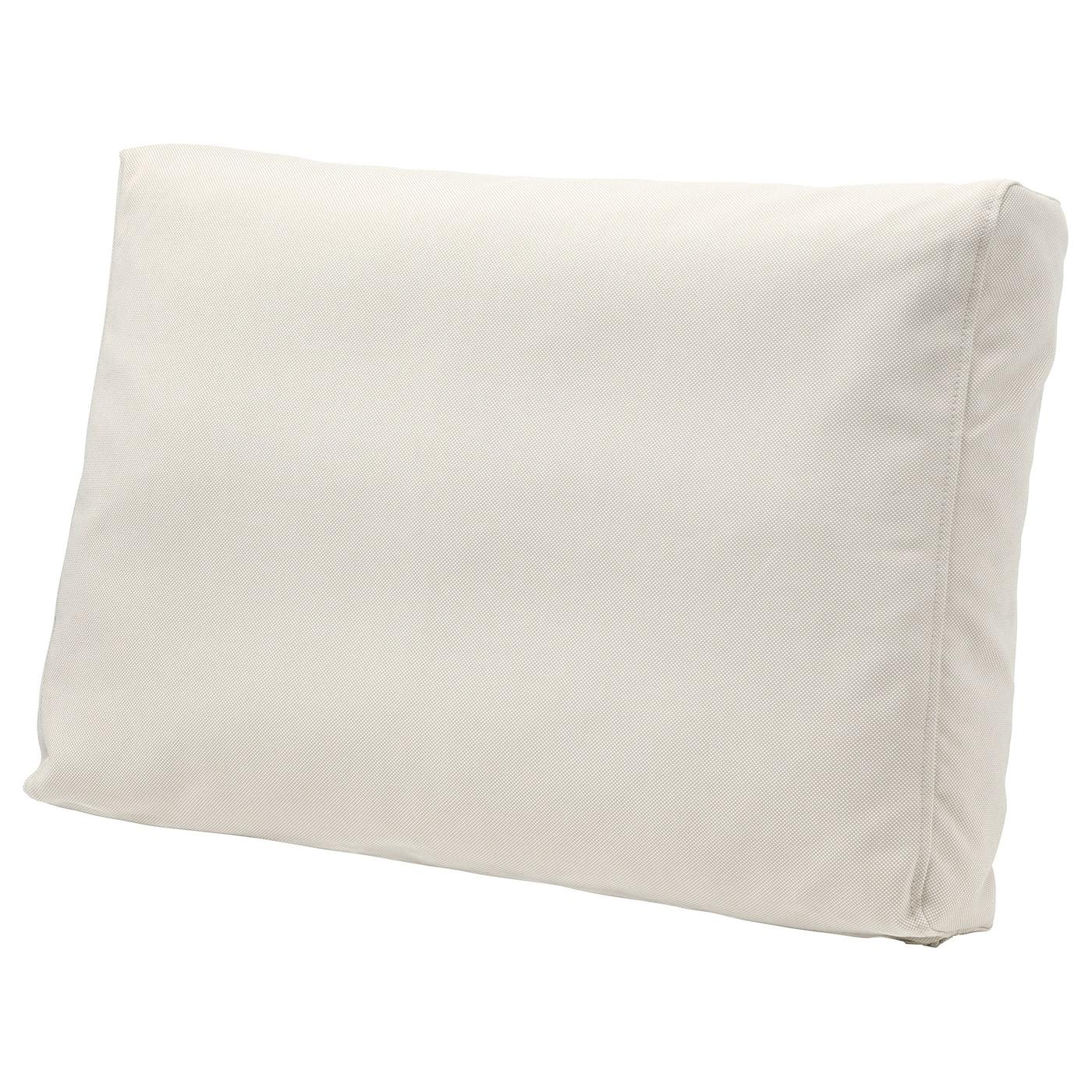 Froson Duvholmen Back Cushion Outdoor Beige 62 X 44 Cm Ikea