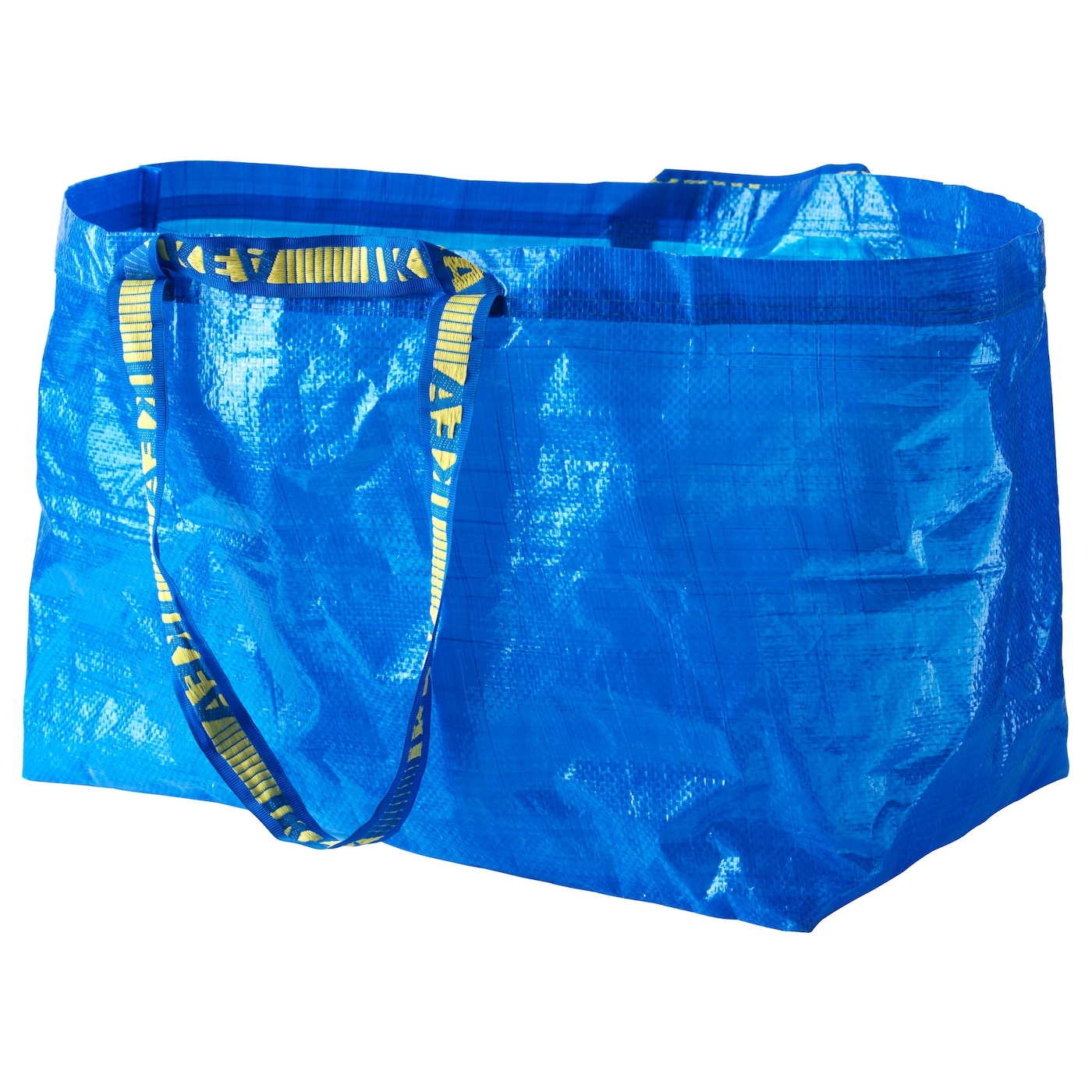 Charming IKEA FRAKTA Carrier Bag, Large Easy To Keep Clean U2013 Just Rinse And Dry.