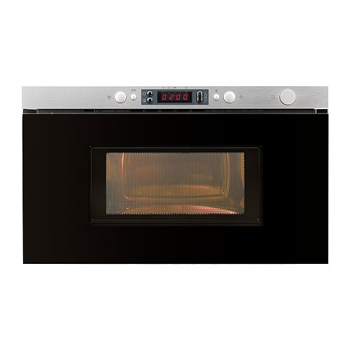 FRAMTID MW3 Microwave oven IKEA 5 year guarantee.   Read about the terms in the guarantee brochure.
