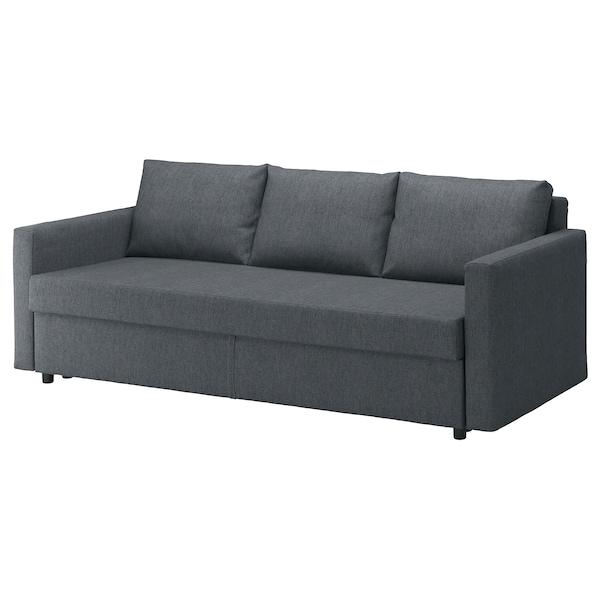 Cool 3 Seat Sofa Bed Friheten Hyllie Dark Grey Lamtechconsult Wood Chair Design Ideas Lamtechconsultcom