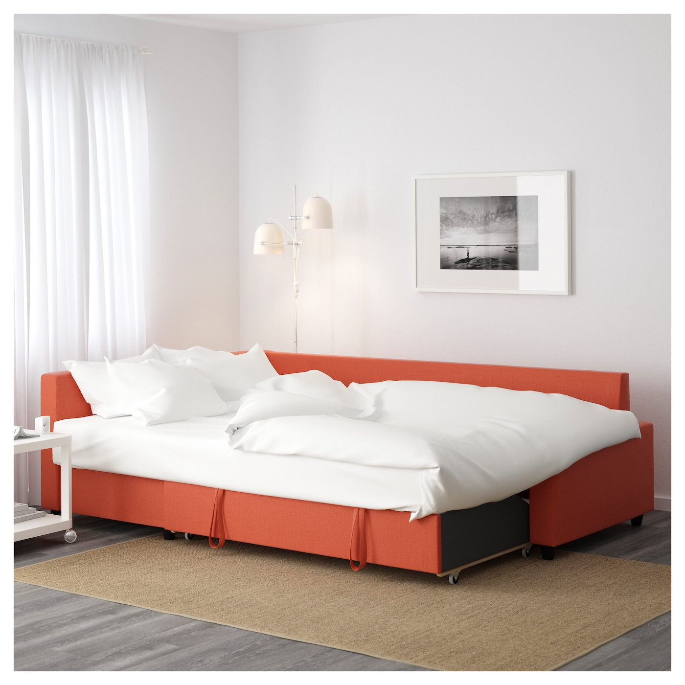 Jugendzimmer Einrichtungsideen Ikea ~ IKEA FRIHETEN corner sofa bed with storage Sofa, chaise longue and