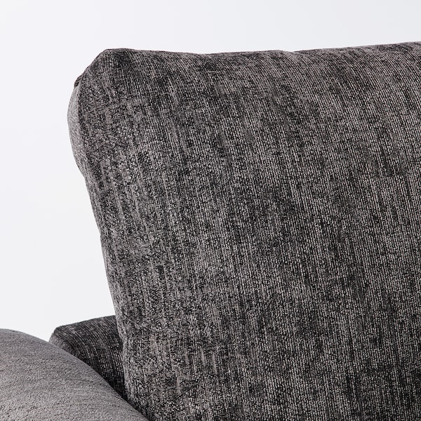 FRIHETEN corner sofa-bed with storage dark grey 230 cm 151 cm 66 cm 78 cm 44 cm 140 cm 204 cm