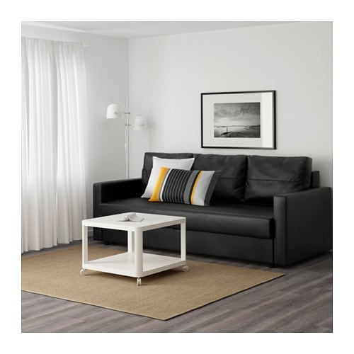 Ikea Poang Chair Max Weight ~ IKEA FRIHETEN three seat sofa bed Readily converts into a bed