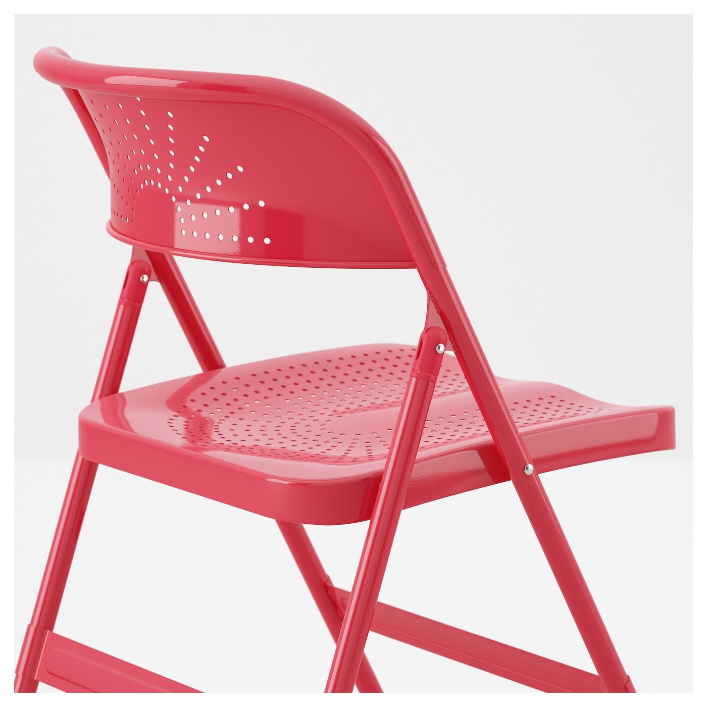 Bedroom Benches Ikea Step Stool Folding: FRODE Folding Chair Red