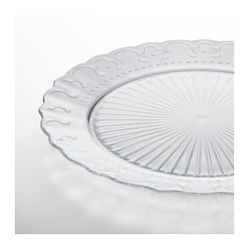 IKEA FRODIG plate Matches well with other dinnerware and materials.