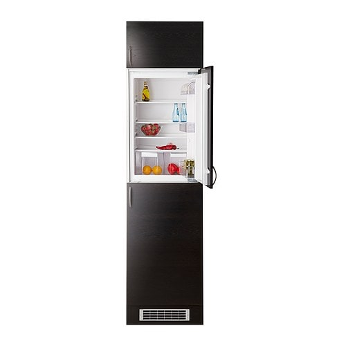 FROSTIG BC155 Integrated fridge IKEA 5 year guarantee.   Read about the terms in the guarantee brochure.