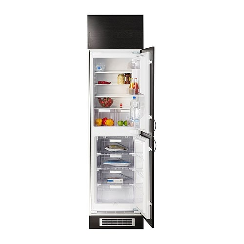 FROSTIG BCF162/95 Integrated fridge/freezer IKEA 5 year guarantee.   Read about the terms in the guarantee brochure.