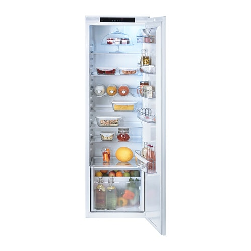 IKEA FROSTIG integrated fridge A++ 5 year guarantee. Read about the terms in the guarantee brochure.