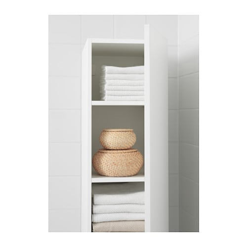 Fryken box with lid set of 3 seagrass ikea - Bathroom accessories sets ikea ...