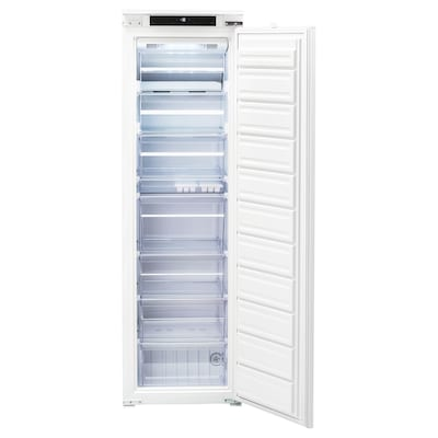 FRYSA Integrated freezer A++, No Frost white, 209 l