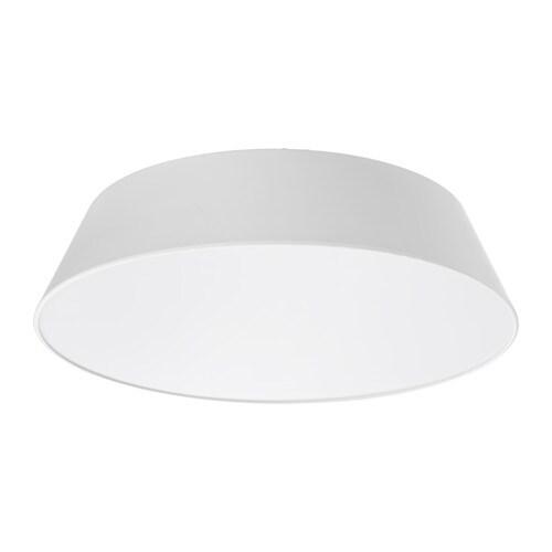 Fubbla Ceiling Lamp White Ikea