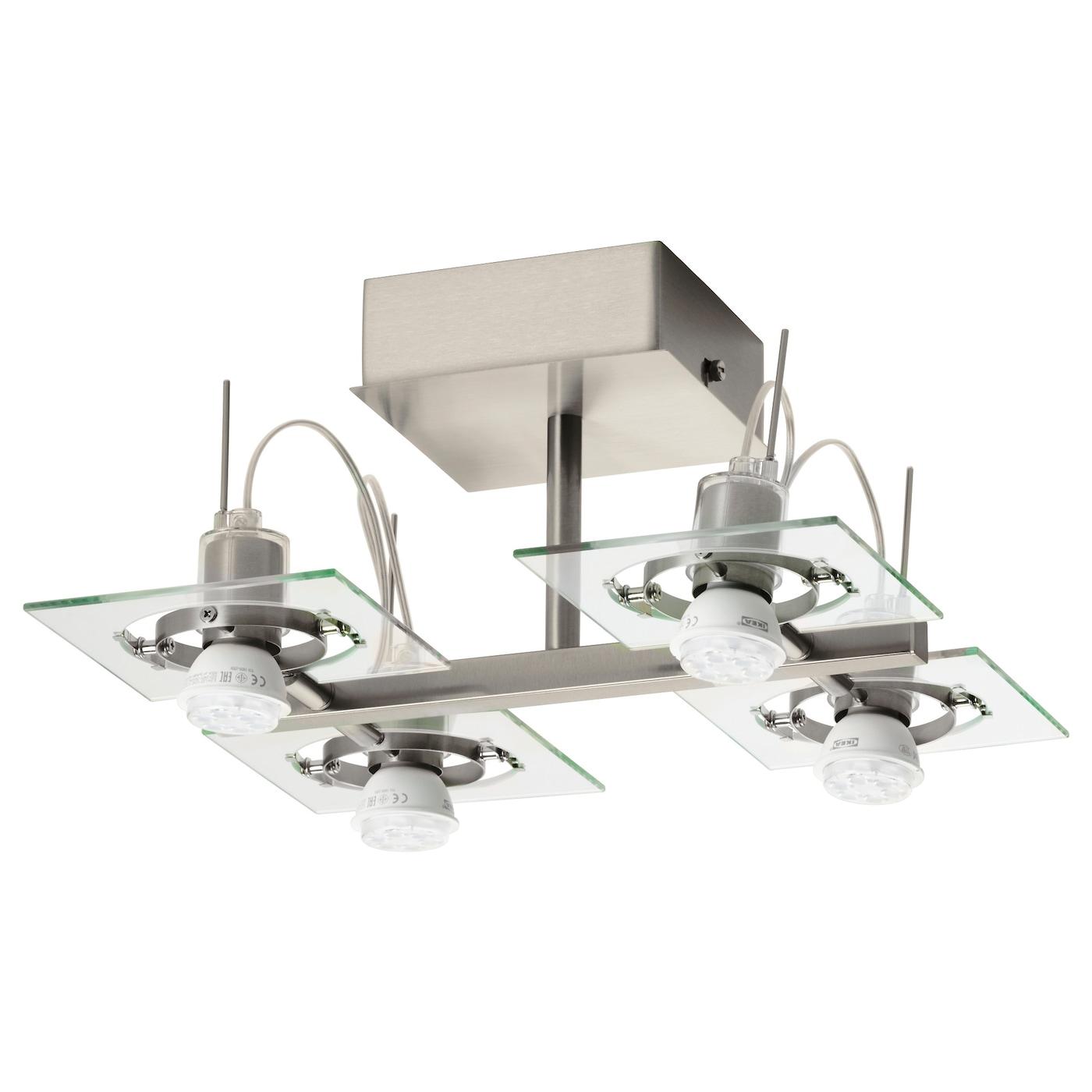 lighting spotlights ceiling. ikea fuga ceiling spotlight with 4 spots adjustable spotlights lighting o