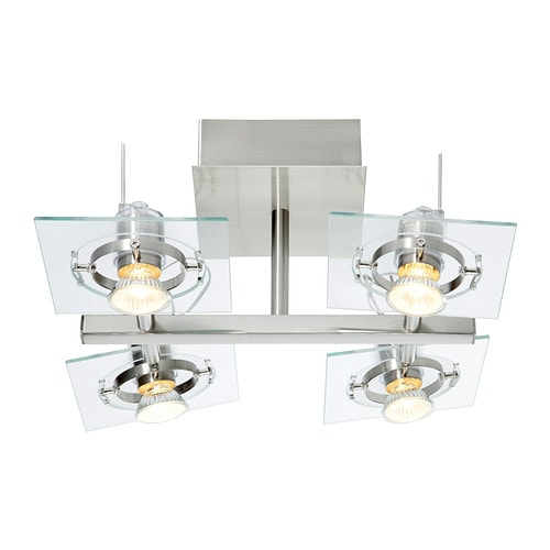 FUGA Ceiling Spotlight With 4 Spots