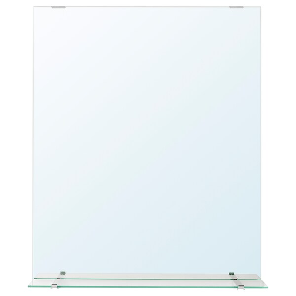 FULLEN Mirror with shelf, 50x60 cm