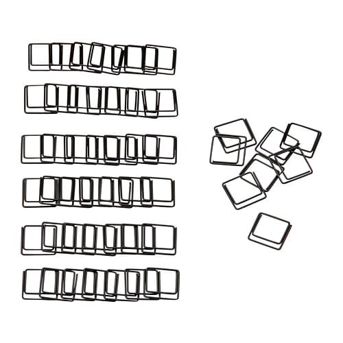 fullf lja paper clip black ikea. Black Bedroom Furniture Sets. Home Design Ideas
