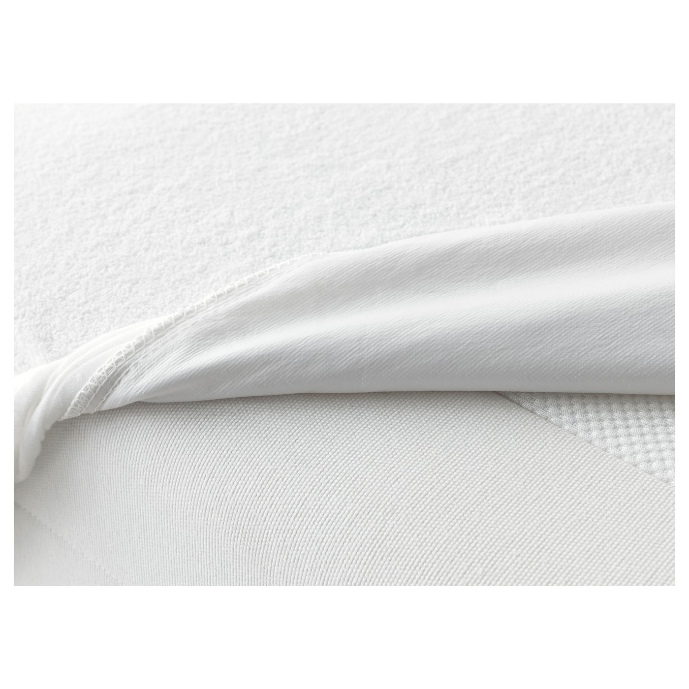 mattress to from crib king protector clevamama waterproof size tencel