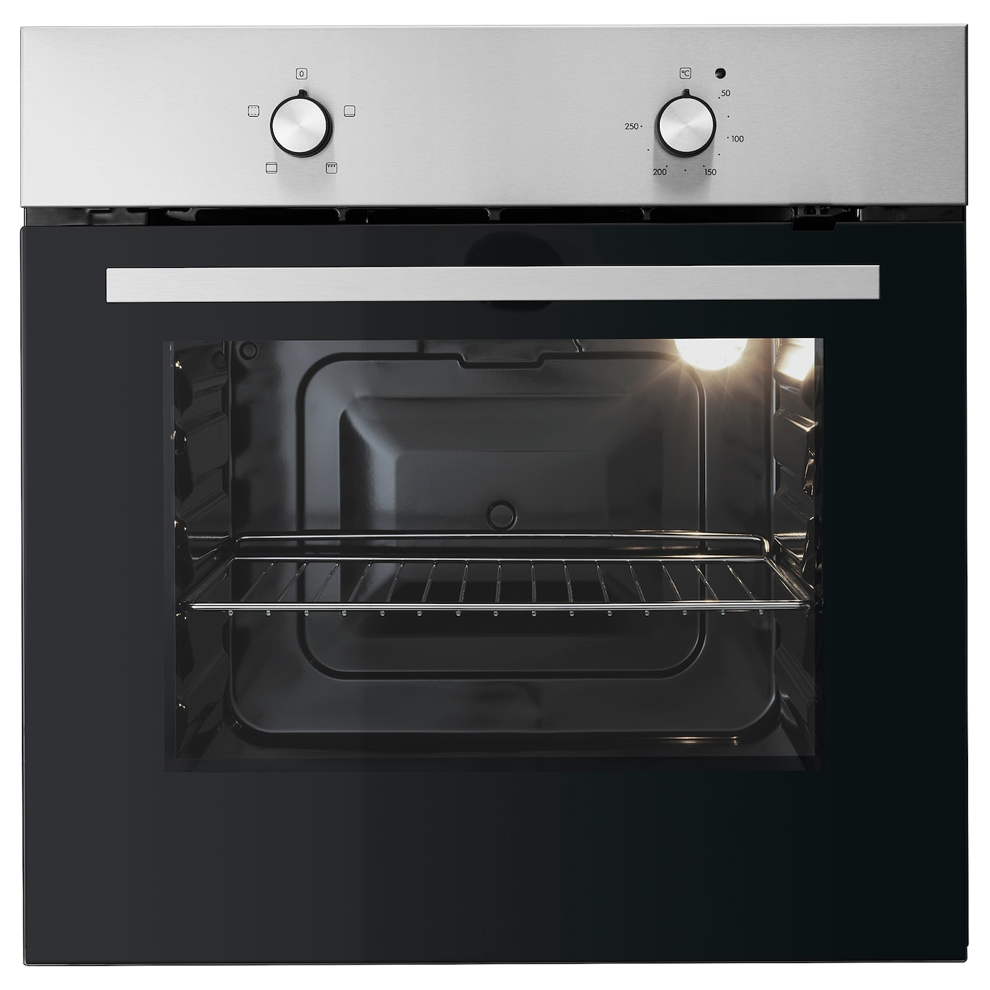 IKEA GÖRLIG oven 5 year guarantee. Read about the terms in the guarantee brochure.